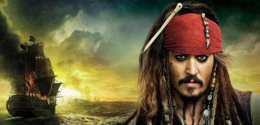 Piratas del caribe Johnny Depp herido en el rodaje de Piratas del Caribe