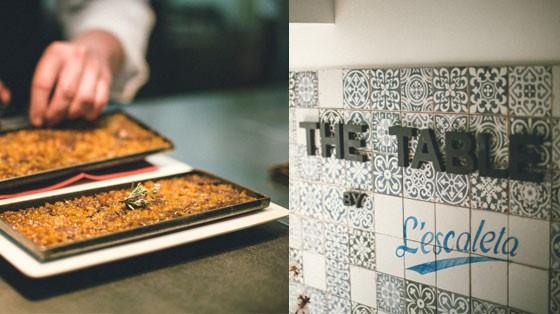 The Table L'escaleta