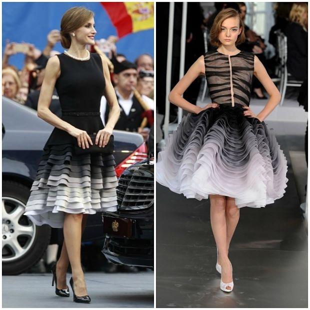 Felipe Varela vs Dior