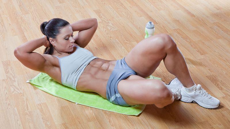Rutinas para ejercicios abdominales